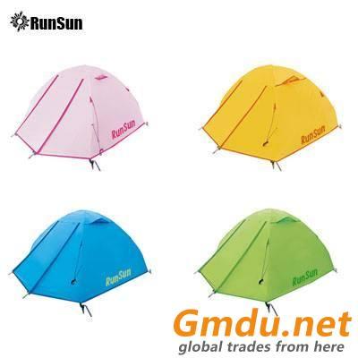 RunSun Macaron wildcraft tent 3 person camping tent near me
