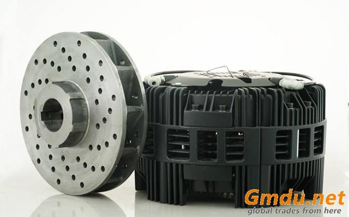 Equal RE CX300 air driven disc brake