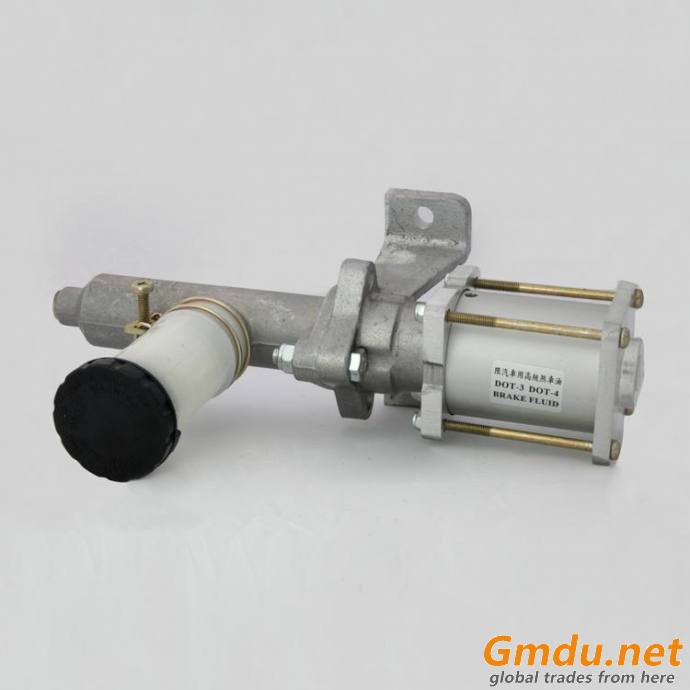 BST-2 pneumatic driven hydraulic booster
