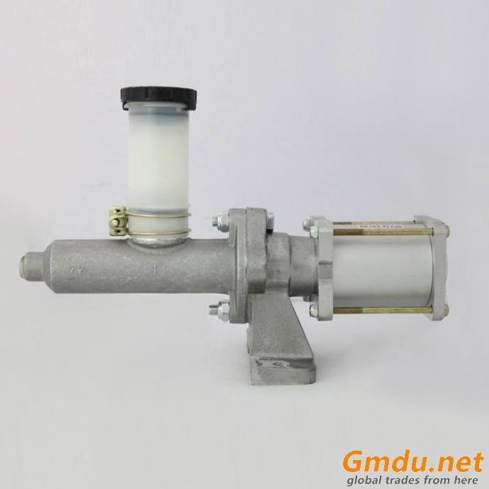 BST air hydraulic booster