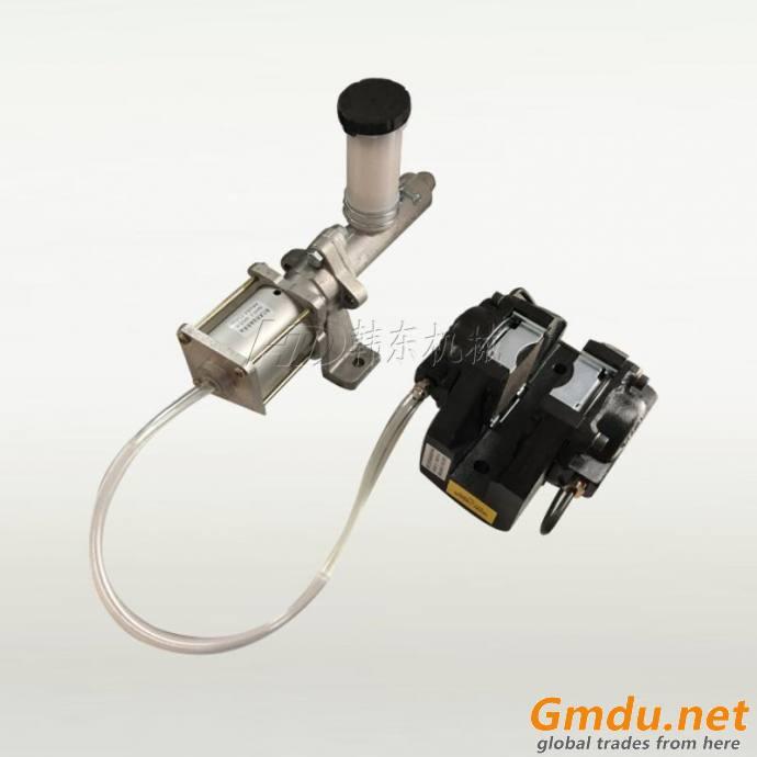 DBM oil disc brake work with BST hydraulic booster