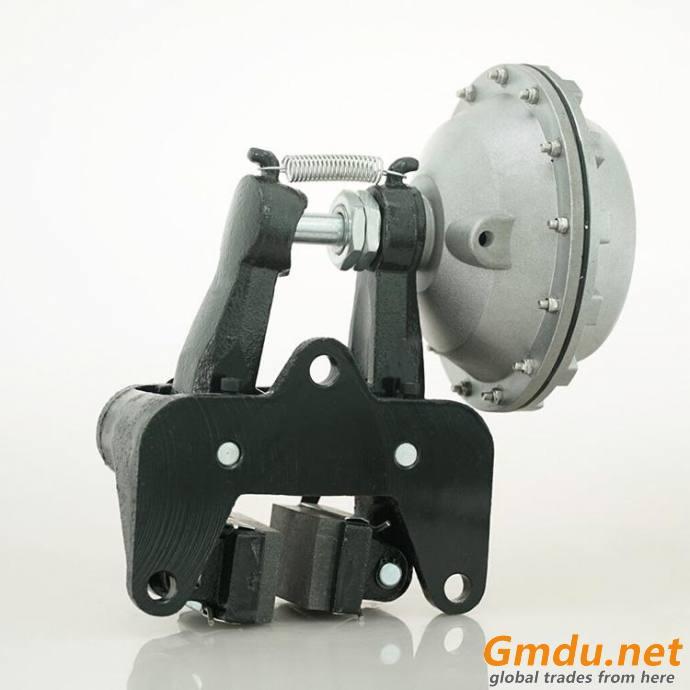 DBH-103 pneumatic actuated caliper disc brake
