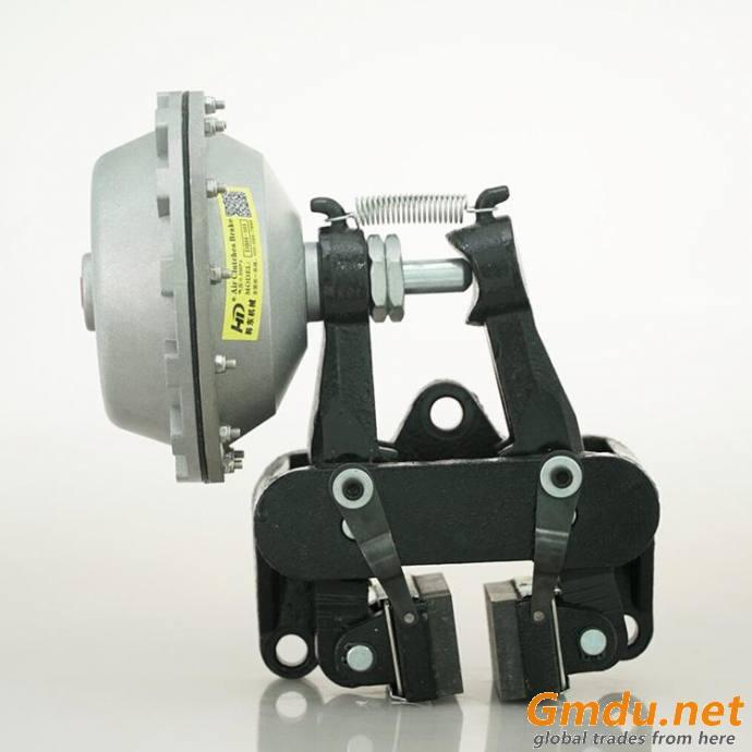 DBG DBH pneumatic friction caliper disc brake