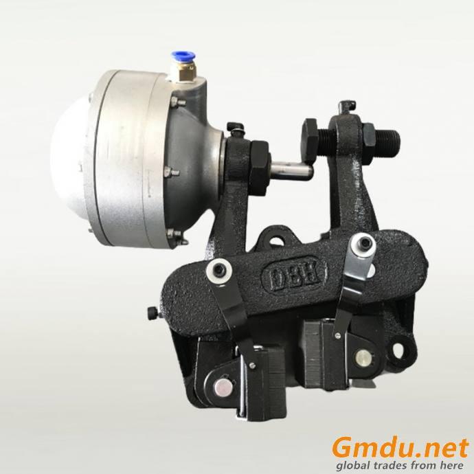 Safe DBH-205N spring engaged caliper disc brake