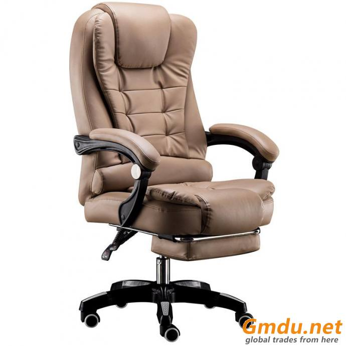 High back design leather Office chair