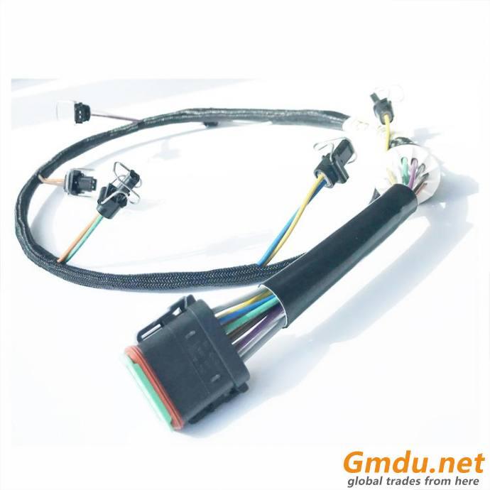 153-8920 caterpillar C7 C9 injector harness