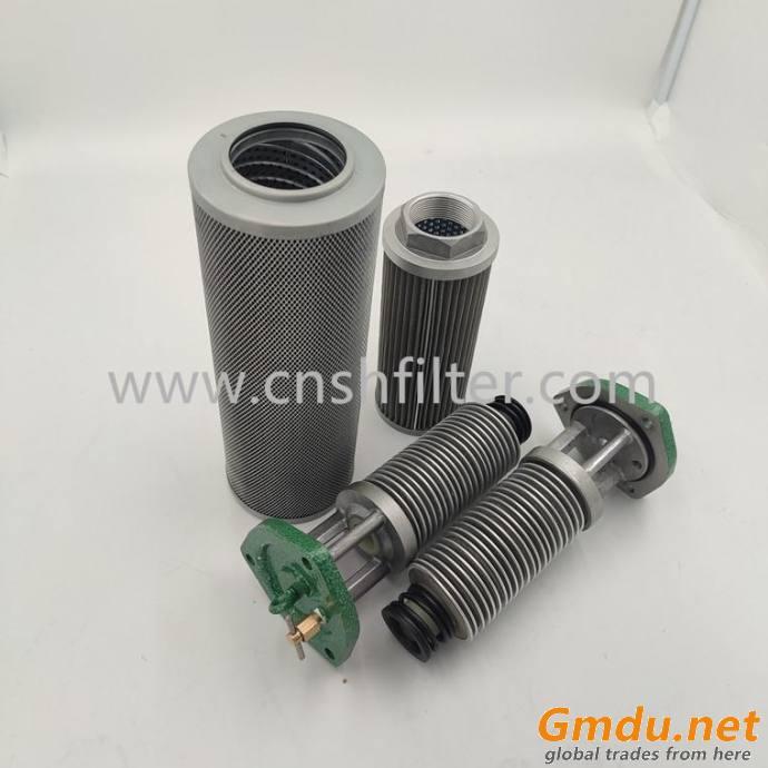 High pressure filter W.38.Z.000204