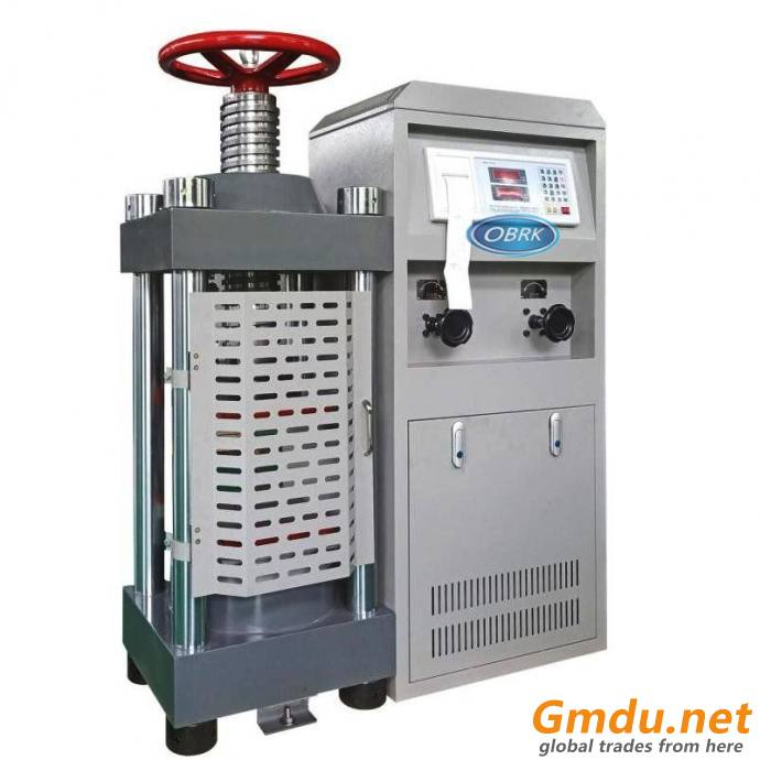 2000KN Manual Compression Testing Machine