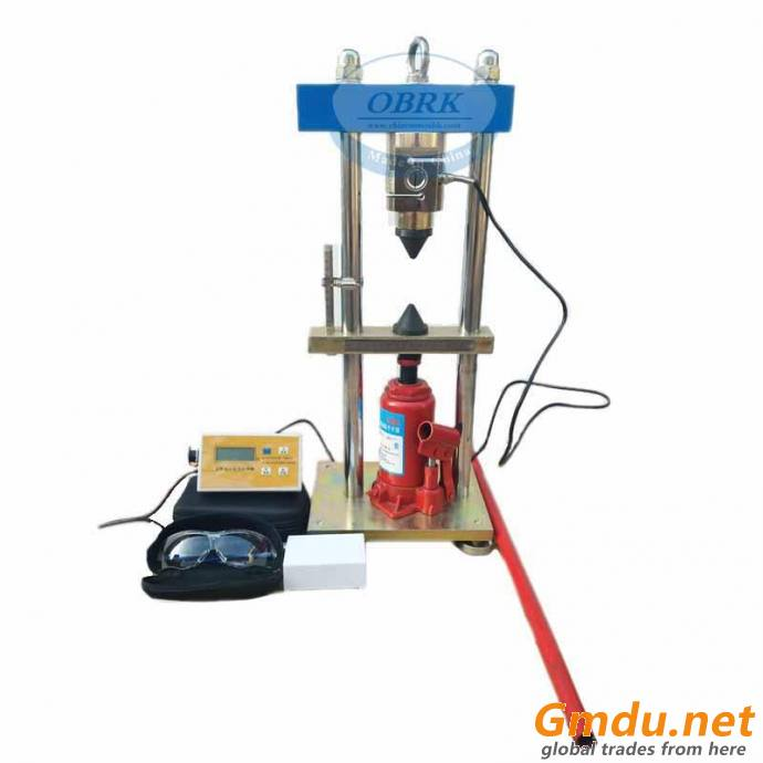 Rock Point Load Test Apparatus