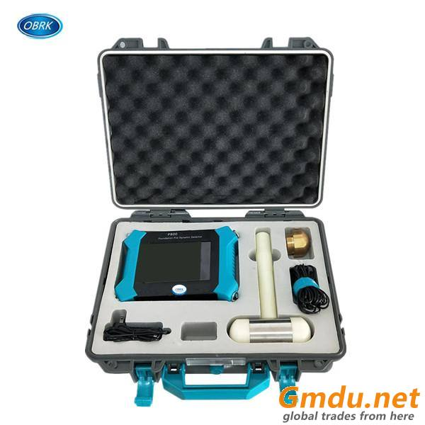 Low Strain Foundation Testing PIT Pile Integrity Tester