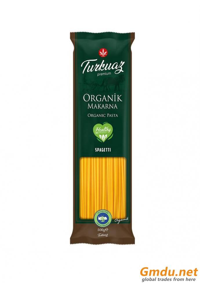 Organik Spagetti Makarna