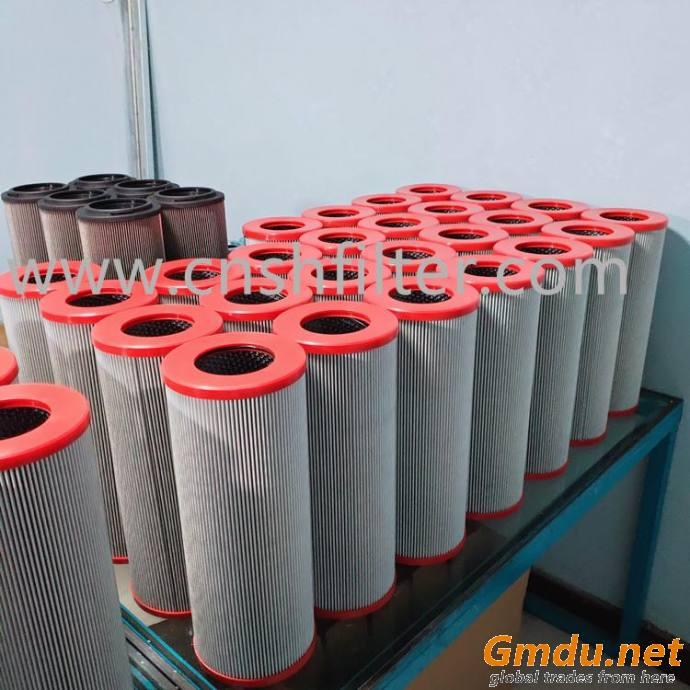Cement plant return filter KF-100A*80D