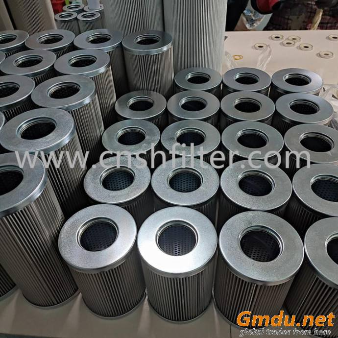 Cement plant return filter 21FC5121-110x160/25