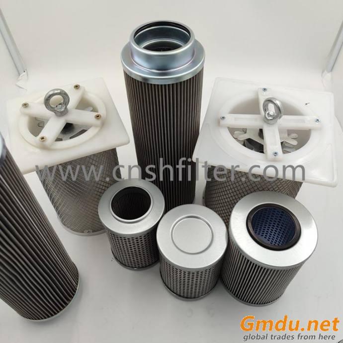 Suction filter element IX-160x80