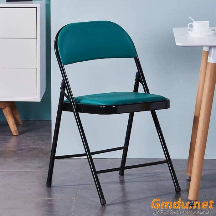 portable folding meeting chair