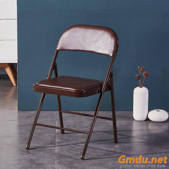 Color customizable folding chair