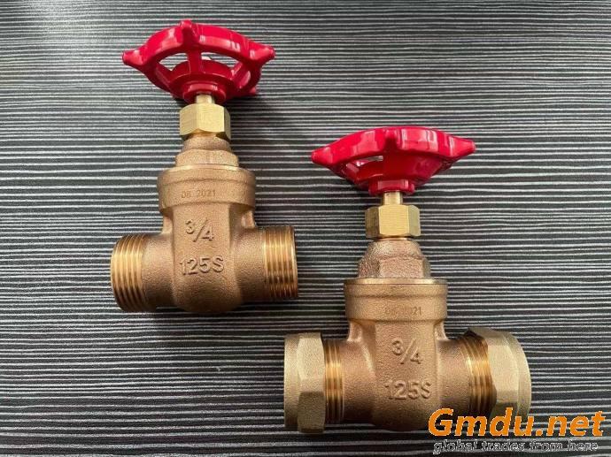 Ferrule gate valve