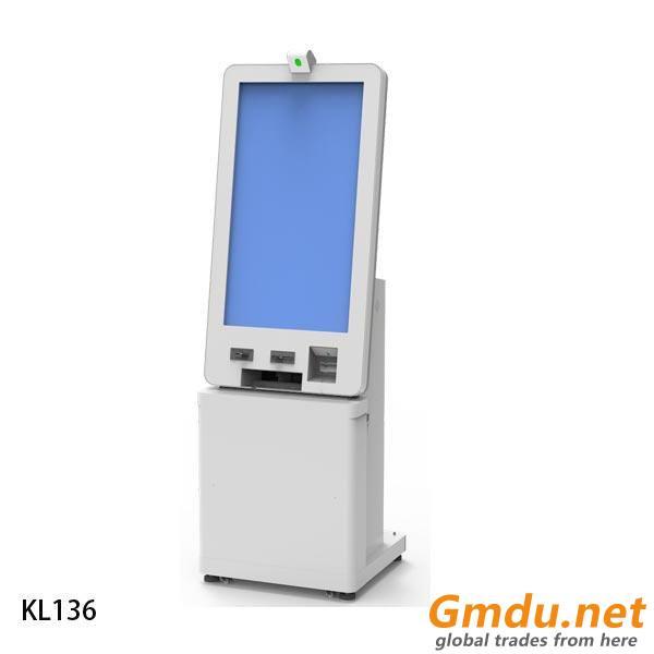 Telco SIM card vending kiosk