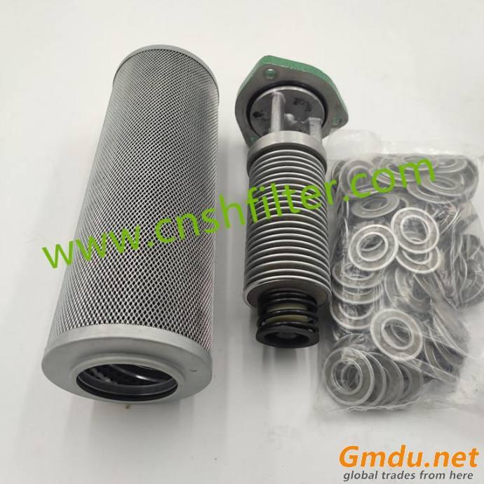 Power plant filter element DL006001