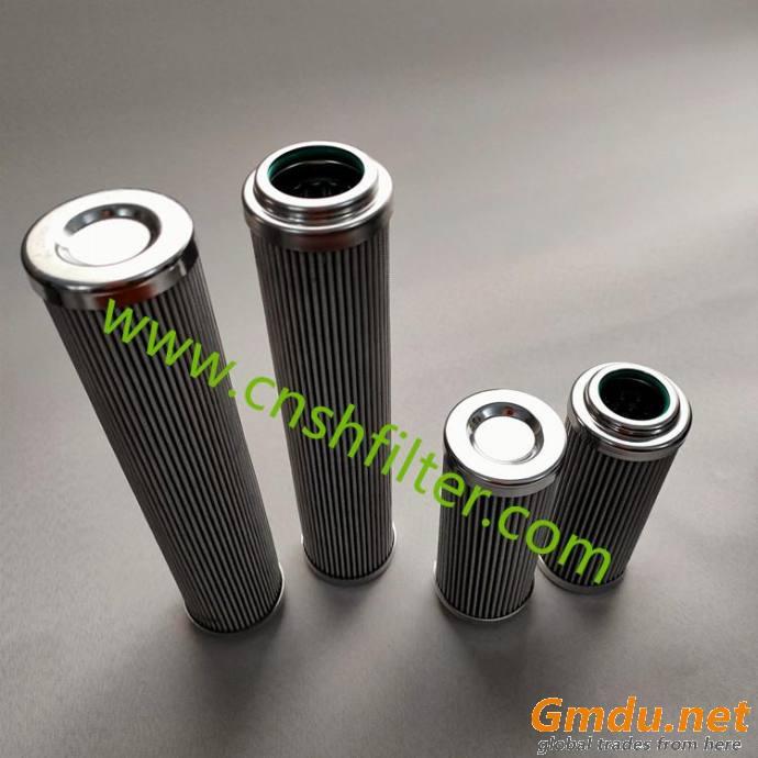 Cement plant filter element ZALX160x600-MV1