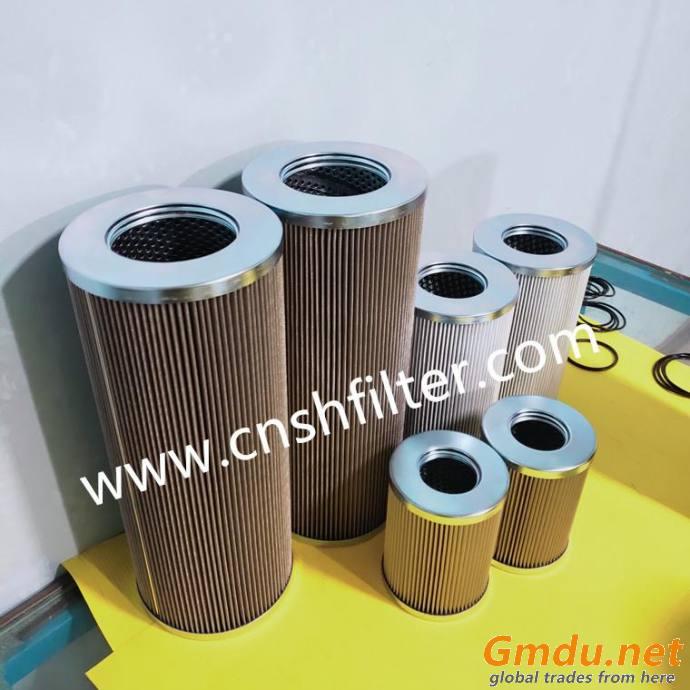 Cement plant filter element ZALX140x250-BZ1