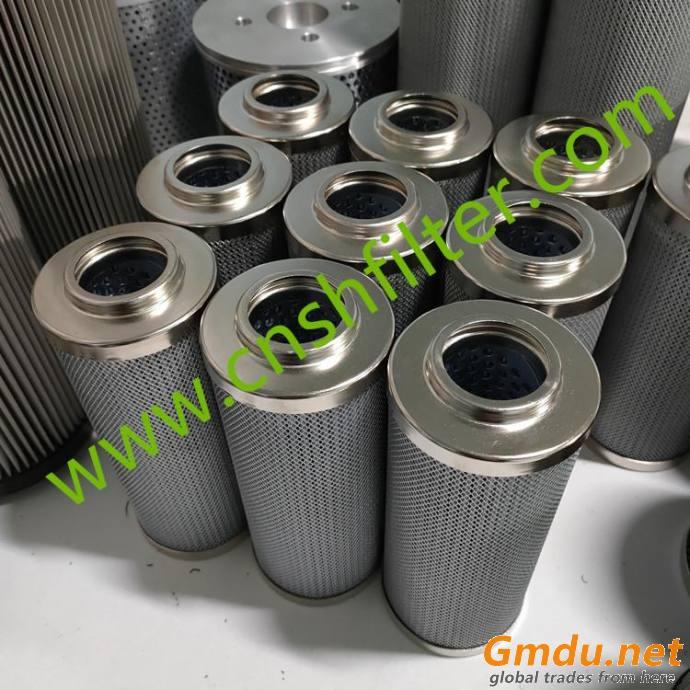 Cement plant filter element ZALX110x250-BZ1