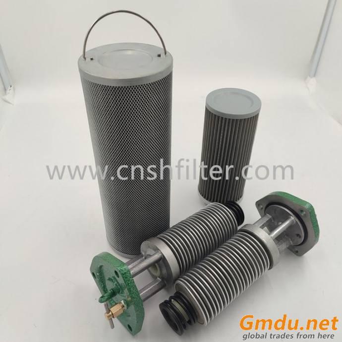 Duplex Filter Element ZALX160x250-MDC1