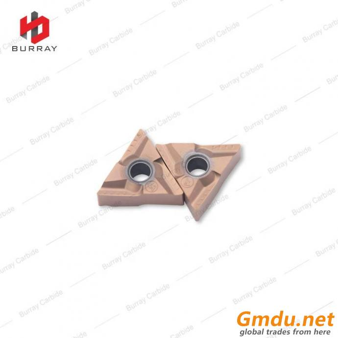 TNMG160404R-VF Carbide Turning Inserts for Processing Steel, Stainless Steel
