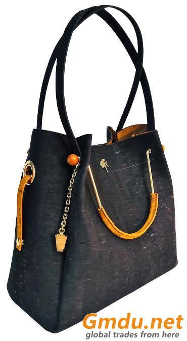 NY Cork Osiris Shoulder Bag