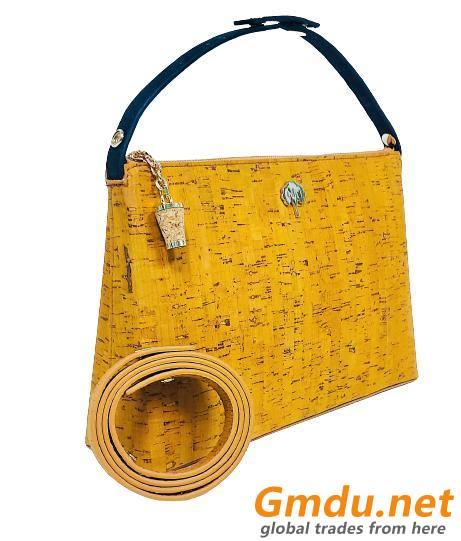 NY Cork Bennu Crossbody Bag