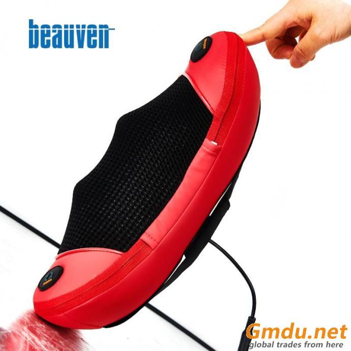 Neck Back Massager Shiatsu Massage Pillow with Heat
