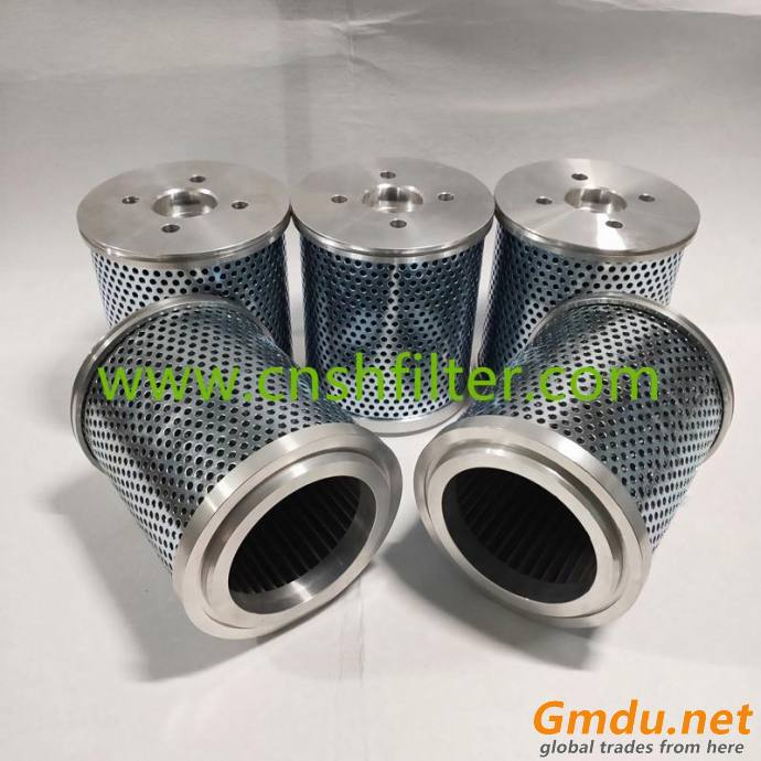 Cement plant filter element ZMG-95G