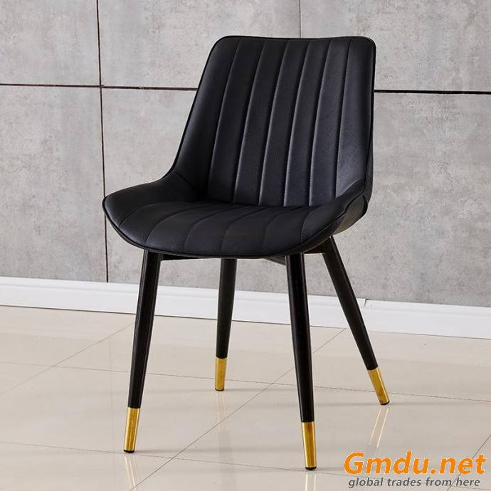 Hot sale black dining chair