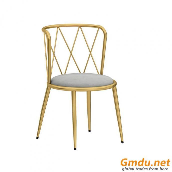 2021 hot style velvet dining chair