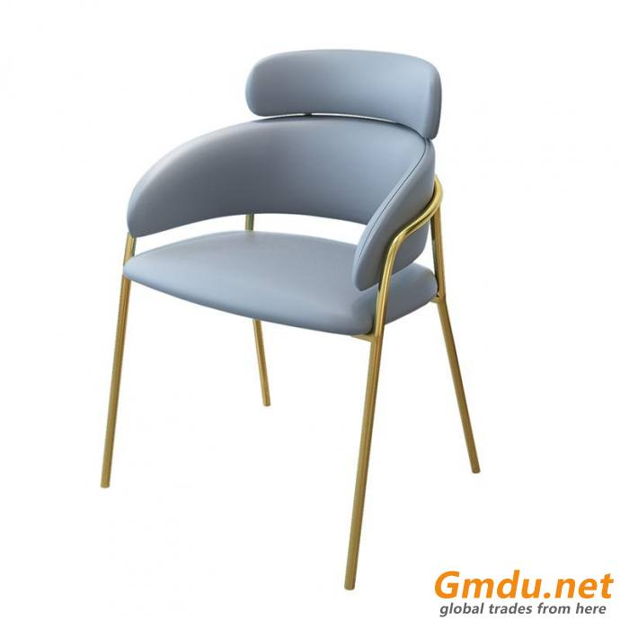 Multifunctional Nordic dining chair