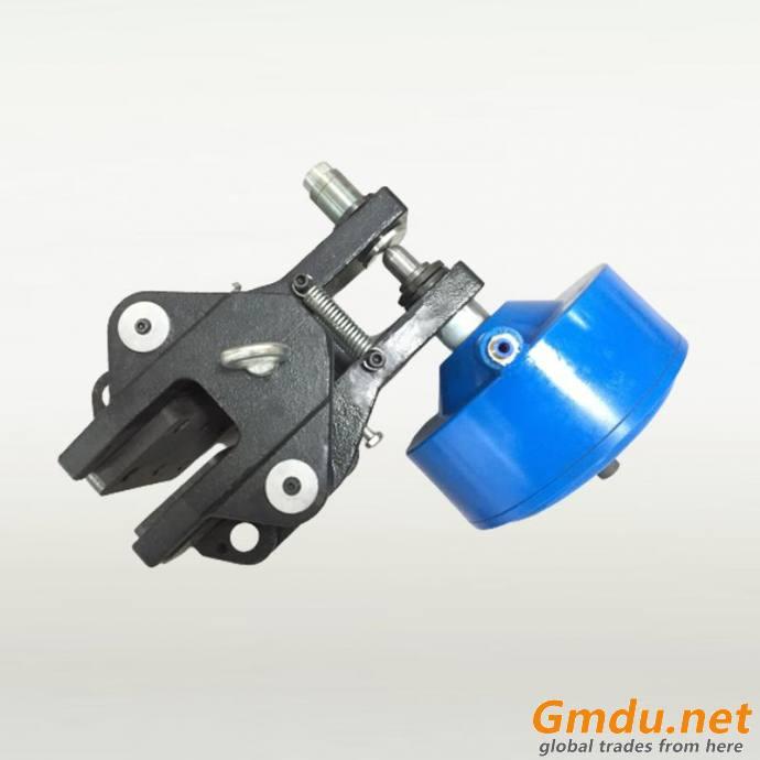 QDE horizontal air friction disc brake