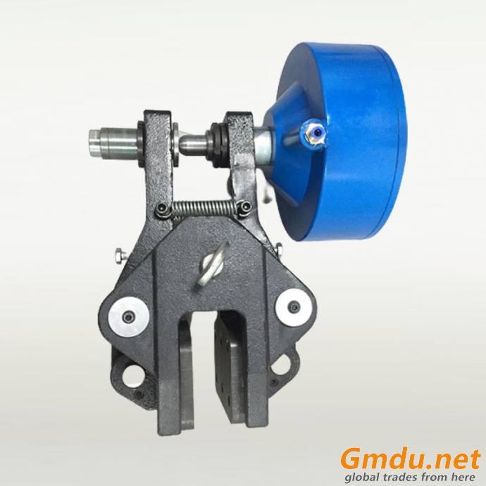 QDE-3.5N spring engaged air caliper disc brake