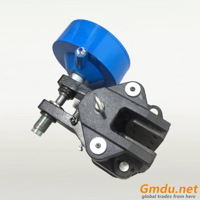 QDE-3.5N safe spring applied air release disc brake