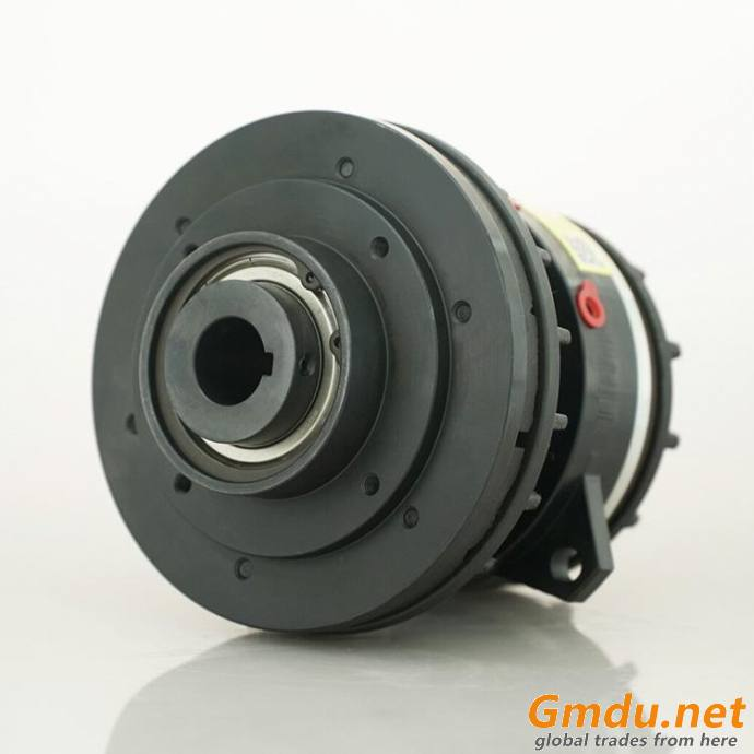 HDCB industrial pneumatic clutch brake together
