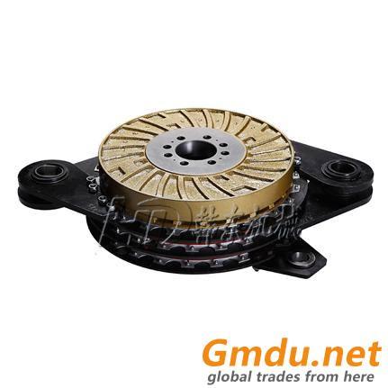 KB air shaft mounted clutch brake unit