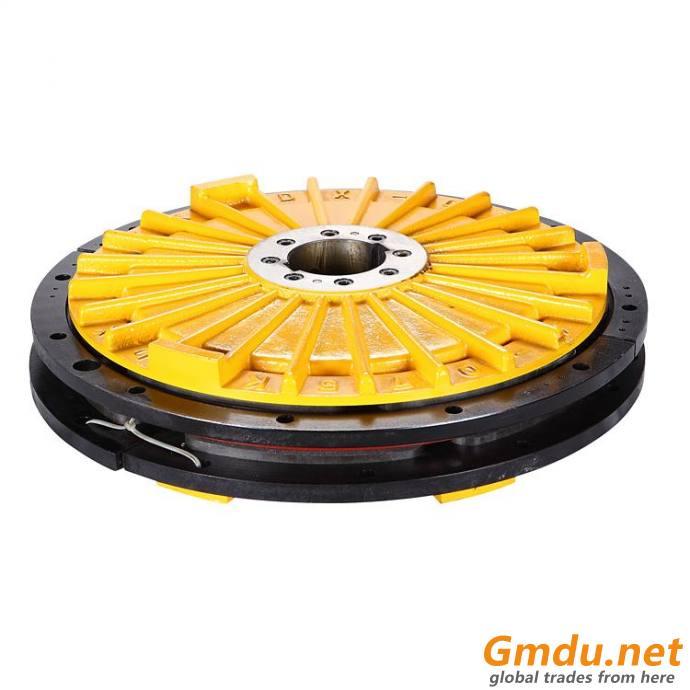 KB0025BB round pneumatic clutch-brake combination