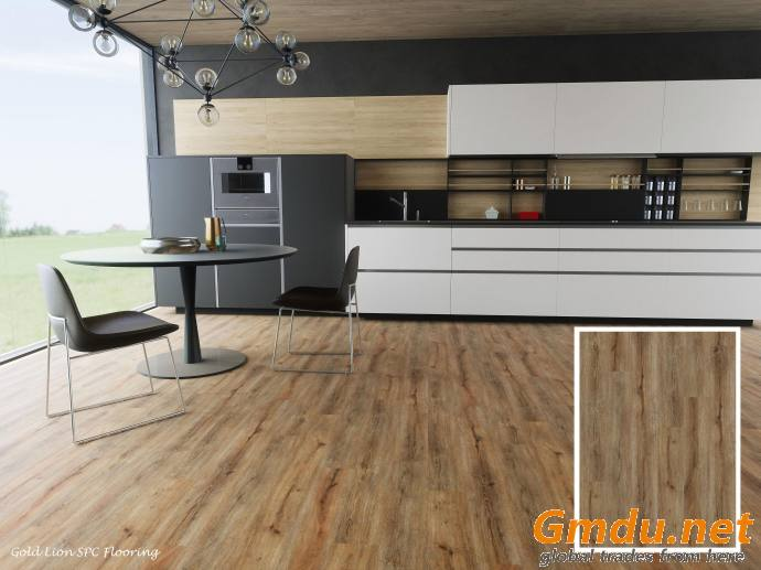 "SPC vinyl flooring B186 Insects Awaken 9.06"" * 60.25"""