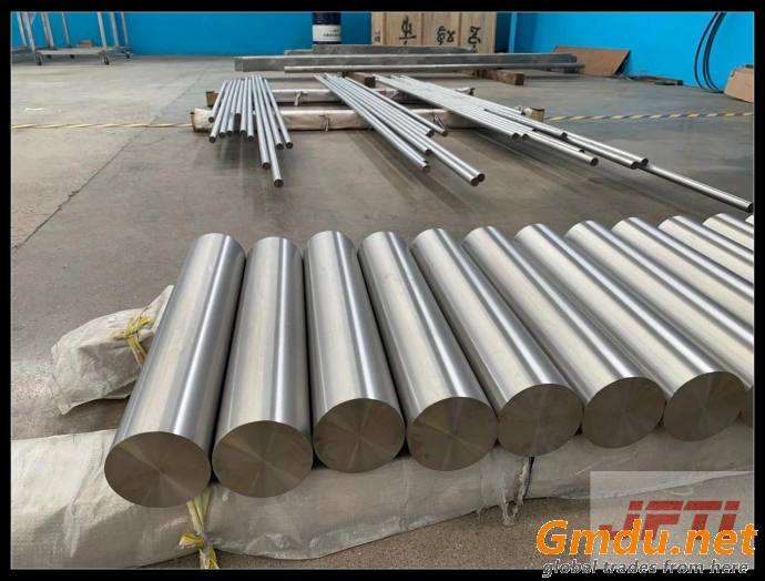 Gr2 ASTM B348 titanium bar