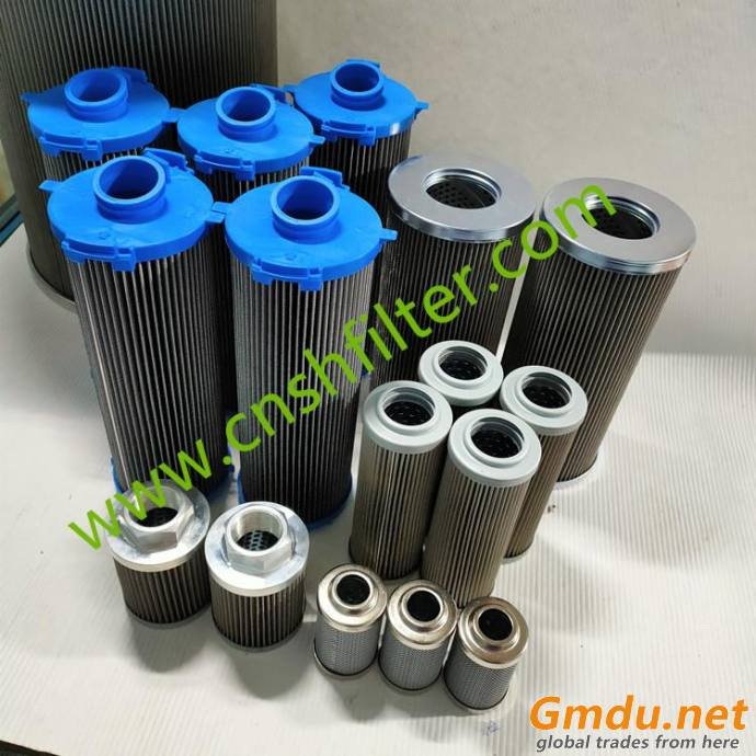 High pressure filter element YLXA-35