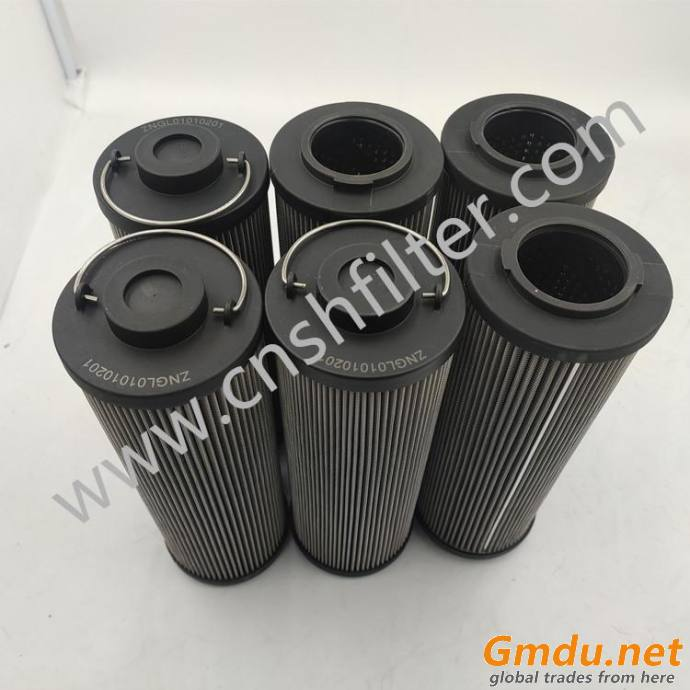 Fan lubrication system Filter Element LH0240D005BN3HC