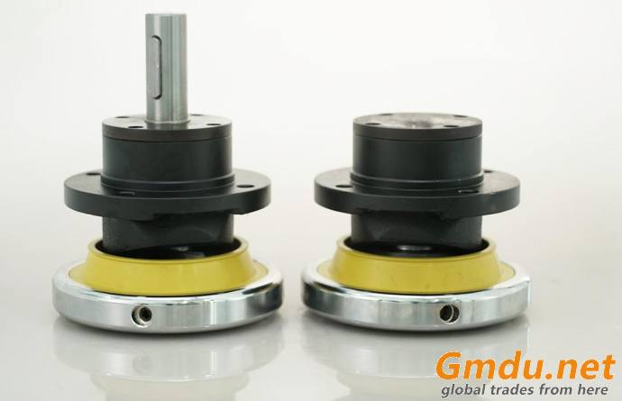 Standard flange mouted safety chuck