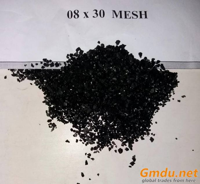 Granular activated coconut carbon