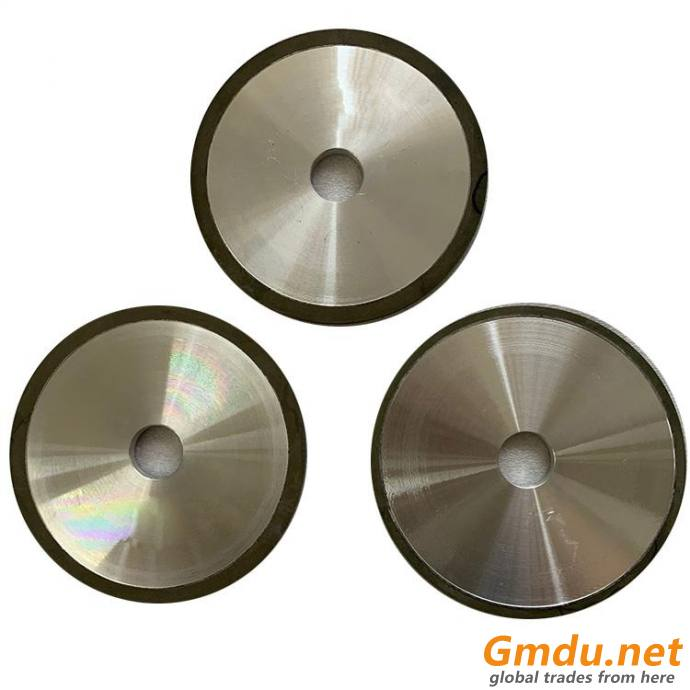 14a1 Cnc Concave Resin Bond Cbn Cup Electroplated Diamond Abrasive Polishing Grinding Wheel For Carbide