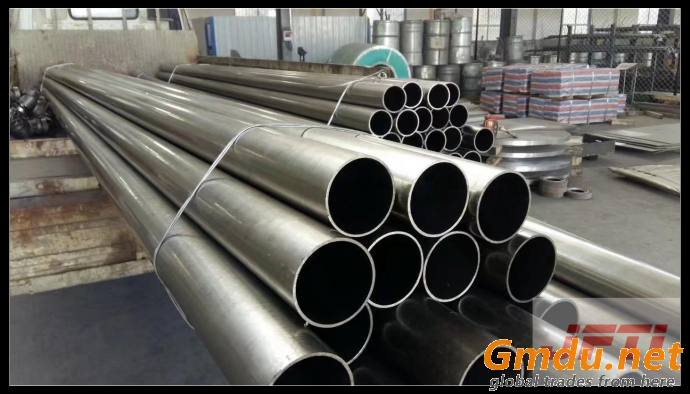 Gr2 titanium seamless tube