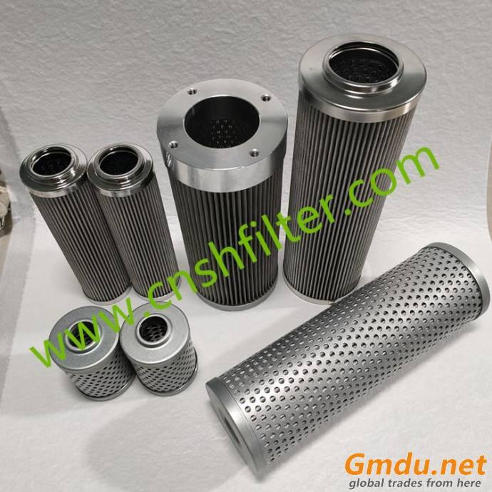 High pressure filter QYLX-160x3Q2